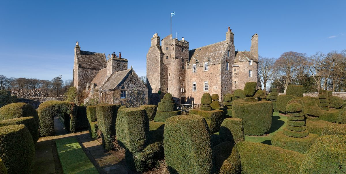 Haunted Scottish Castle For Sale In St Andrews Castles