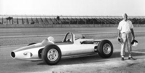 Zora Arkus-Duntov - CERV-1 Experimental Car Daytona