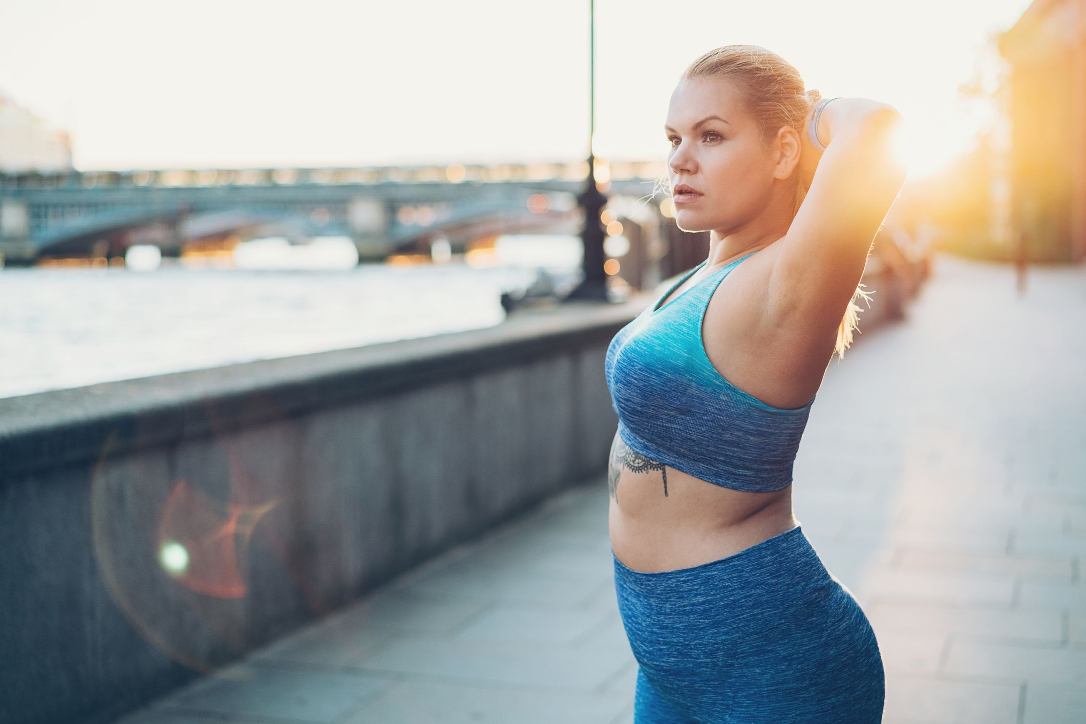 what to eat to lose belly fat but gain muscle