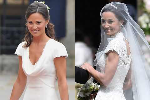 Pippa Middleton Wedding Jewelry Pippa Middleton Wore The