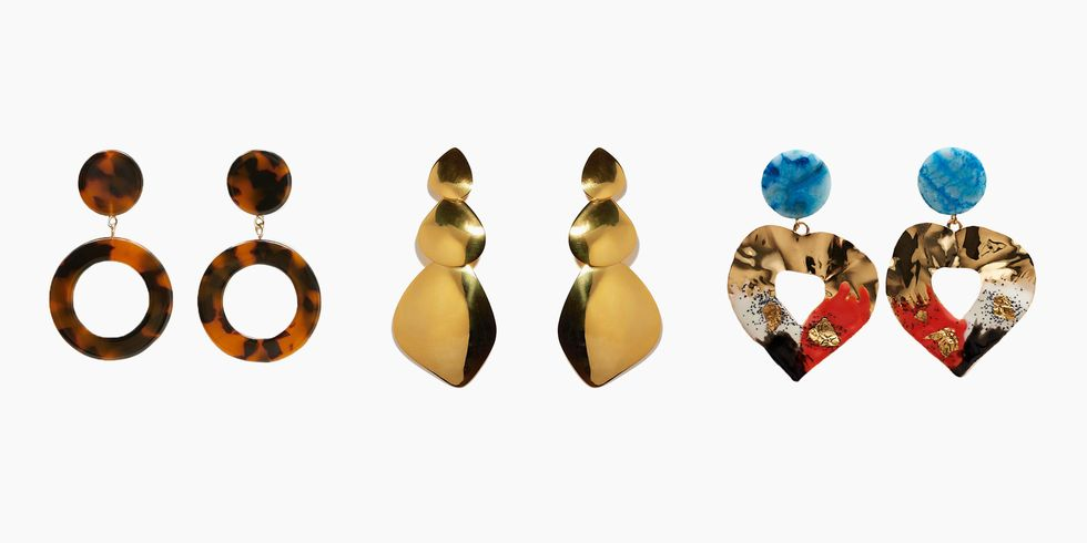 9 Pairs of Earrings That Will Make People Be Like,