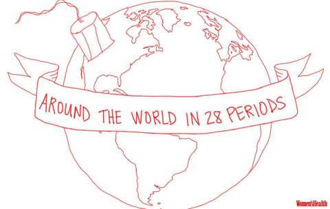 Around The World In 28 Periods