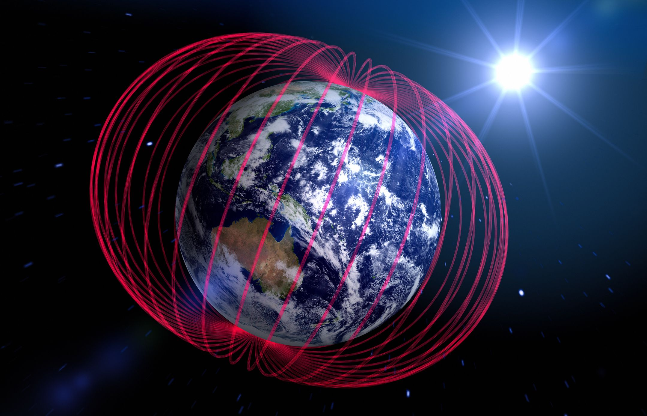 The Air Force May Ditch GPS for Earth's Magnetic Field