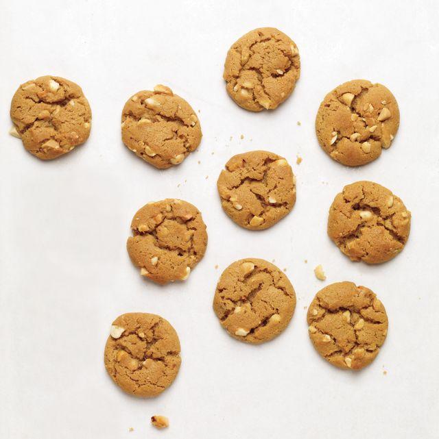 easiest ever peanut butter cookies