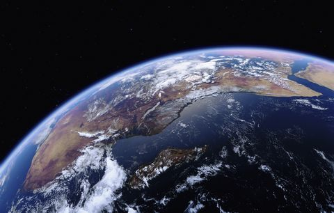 humans are causing earth to wobble