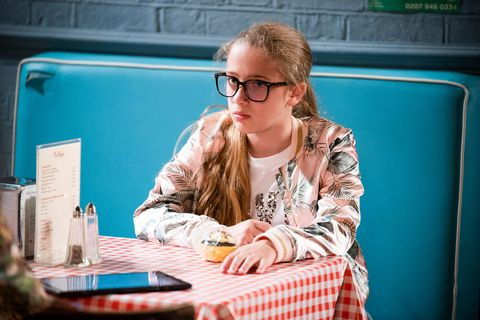 amy mitchell in eastenders