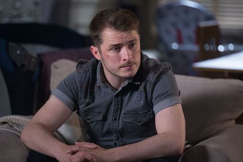 Ben Mitchell worries about Phil in EastEnders