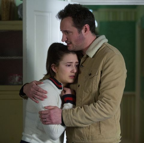 Bex Fowler is honest with Martin in EastEnders