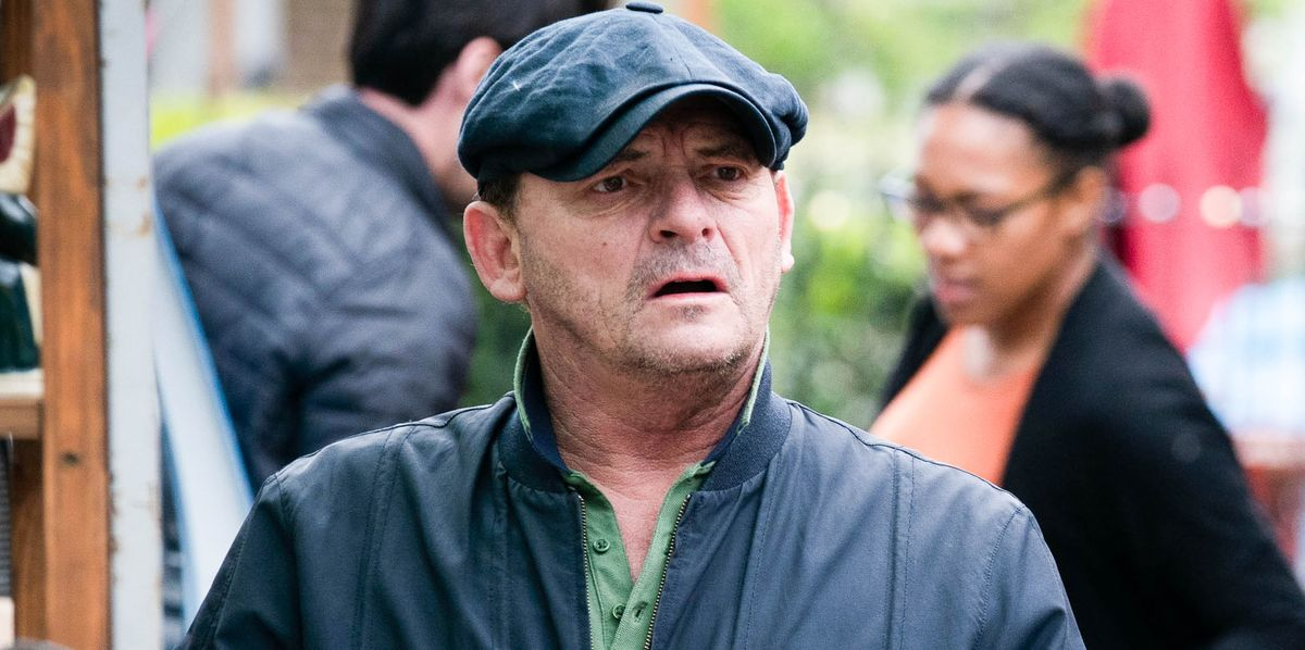 EastEnders' Billy Mitchell makes a mistake in homeless story