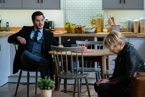 gray atkins and shirley carter in eastenders