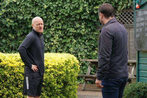 max branning and mick carter in eastenders