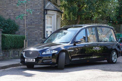 Mel Owen's funeral day in EastEnders