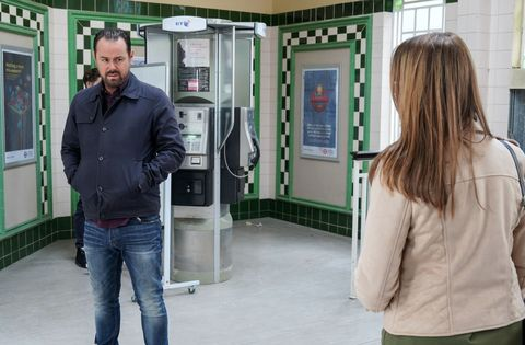mick carter and katy lewis in eastenders