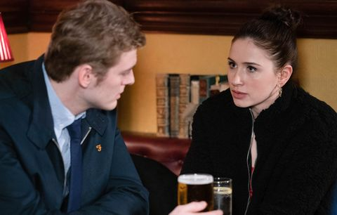 peter beale and dotty cotton in eastenders