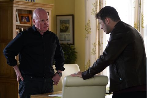 phil and ben mitchell in eastenders