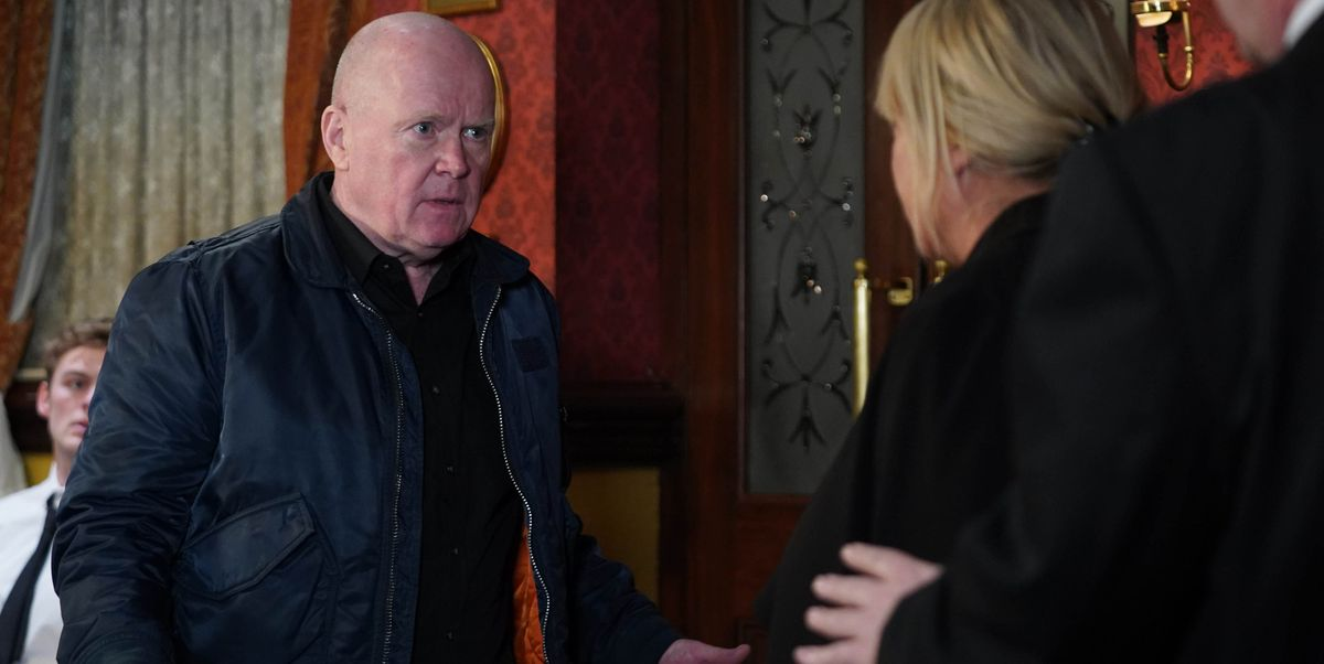 EastEnders spoiler pictures show Phil Mitchell make his return