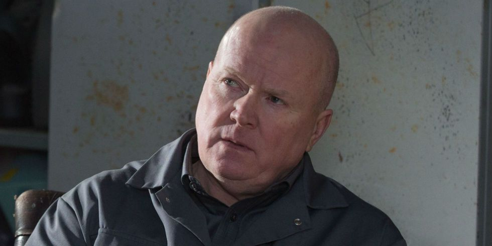 Phil Mitchell receives an offer from Ruby Allen in EastEnders