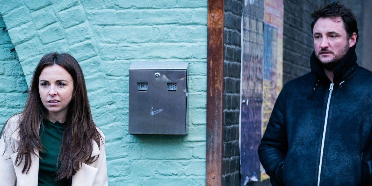 EastEnders teases shock split for Martin Fowler and Ruby Allen