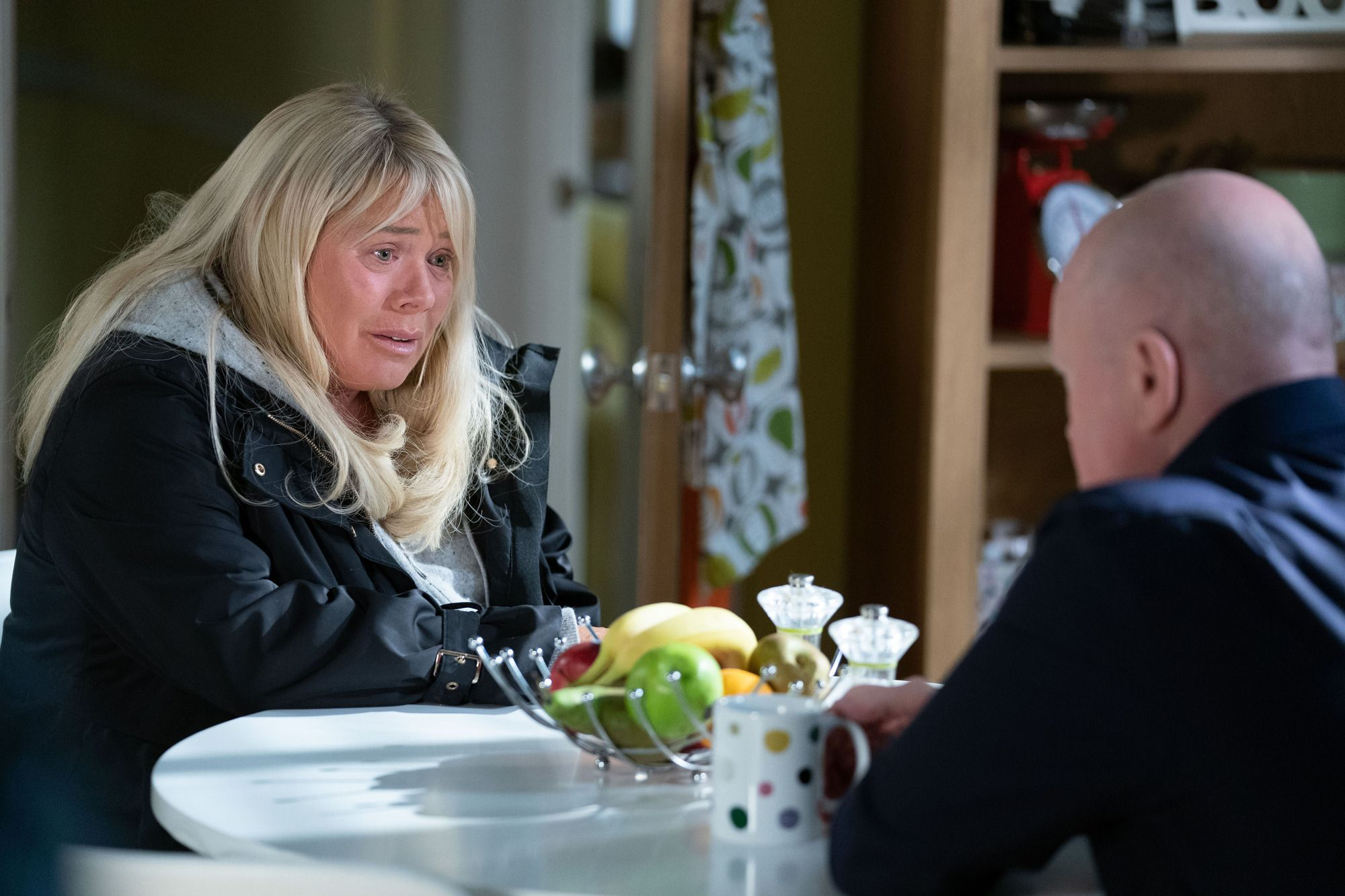 EastEnders spoilers - Letitia Dean teases Phil and Sharon future