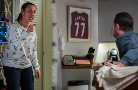 tina carter and mick carter in eastenders