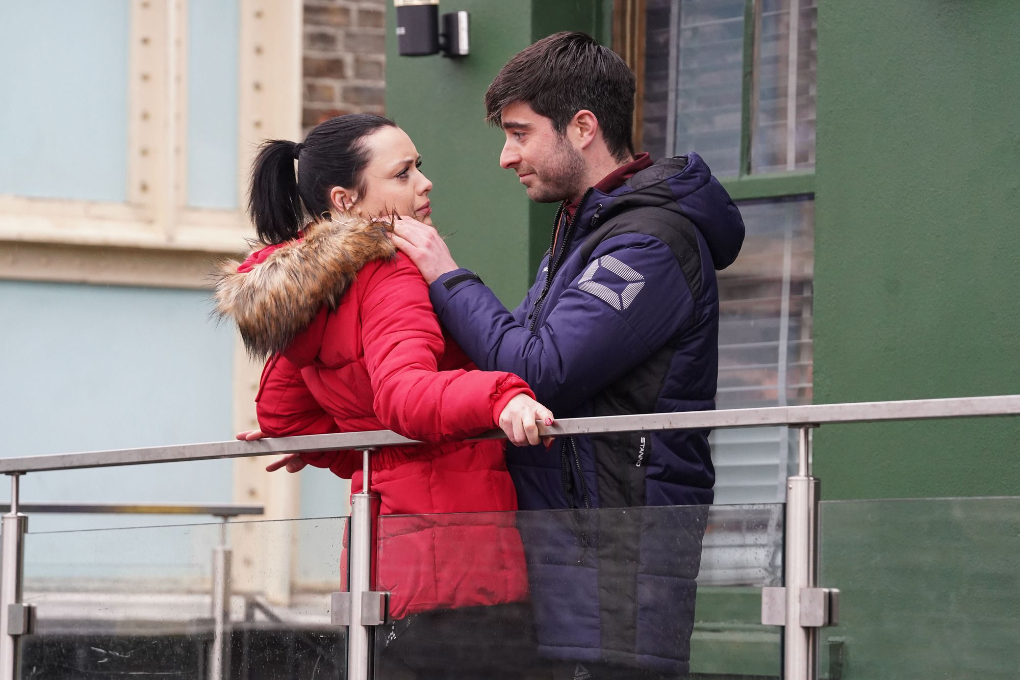 EastEnders star Shona McGarty warns Whitney Dean's stalker plot will get darker