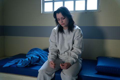 Whitney Dean is locked up in EastEnders