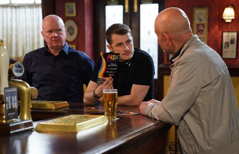 EastEnders - 7 things we know about Callum's dad Jonno