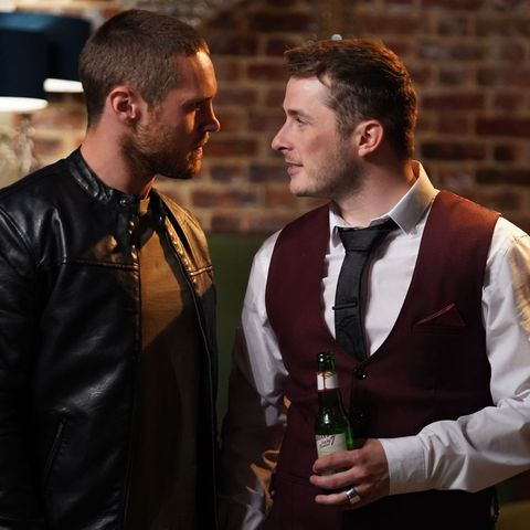 EastEnders - Keanu makes a final decision over his future