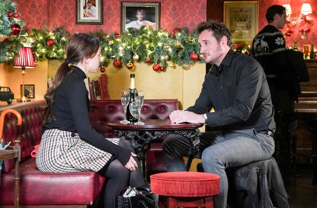 ruby allen and martin fowler in eastenders