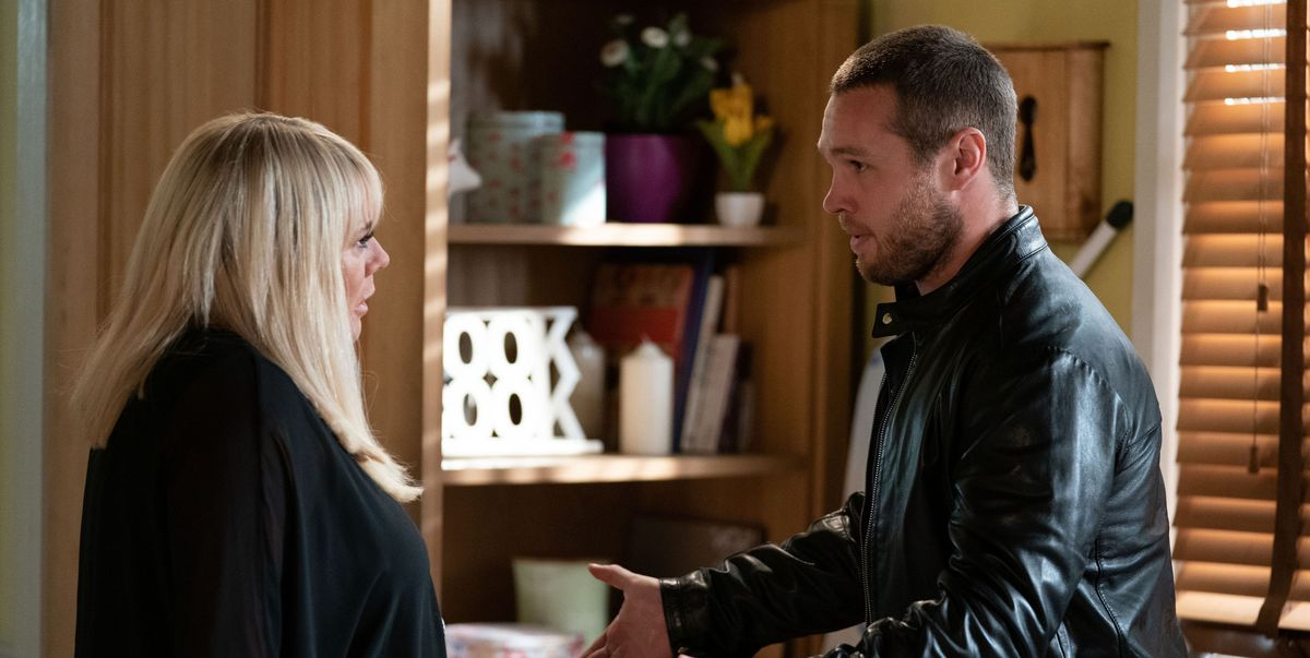 Here's why EastEnders' Sharon banished Keanu after shock death