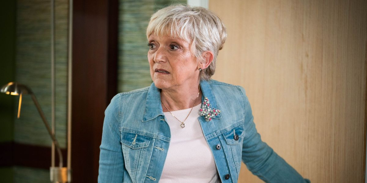 EastEnders star Gillian Wright hints at Jean's discovery over Ruby
