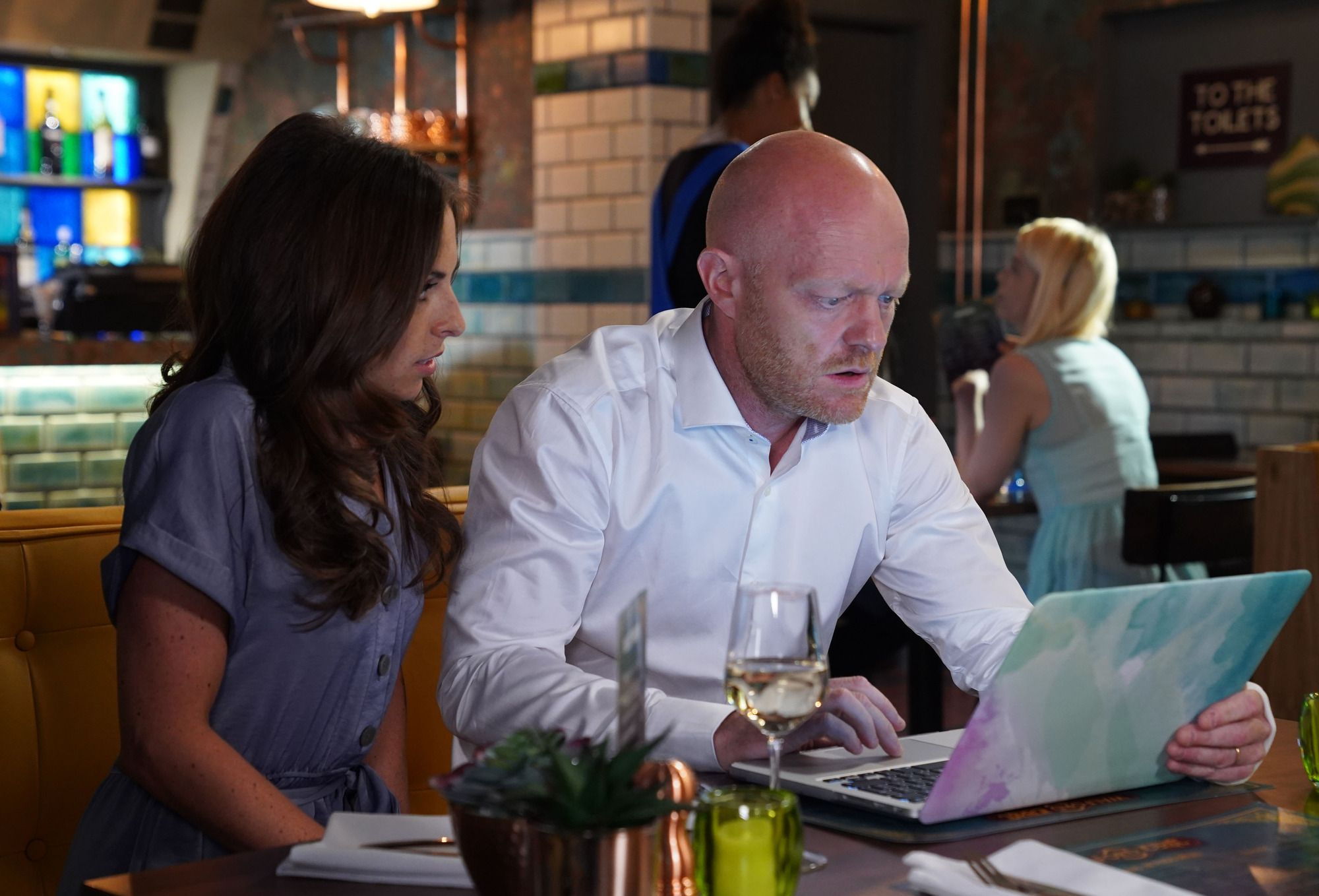 EastEnders' Max Branning makes a big decision about his future with Ruby Allen