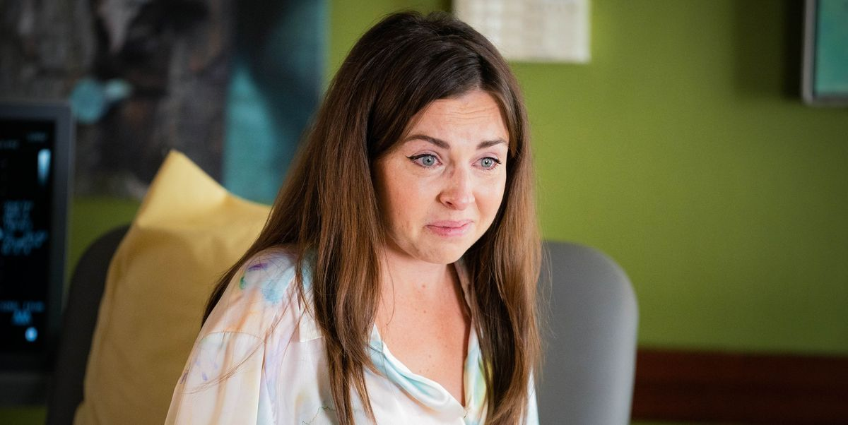 EastEnders' Ruby Allen makes a confession to Jean