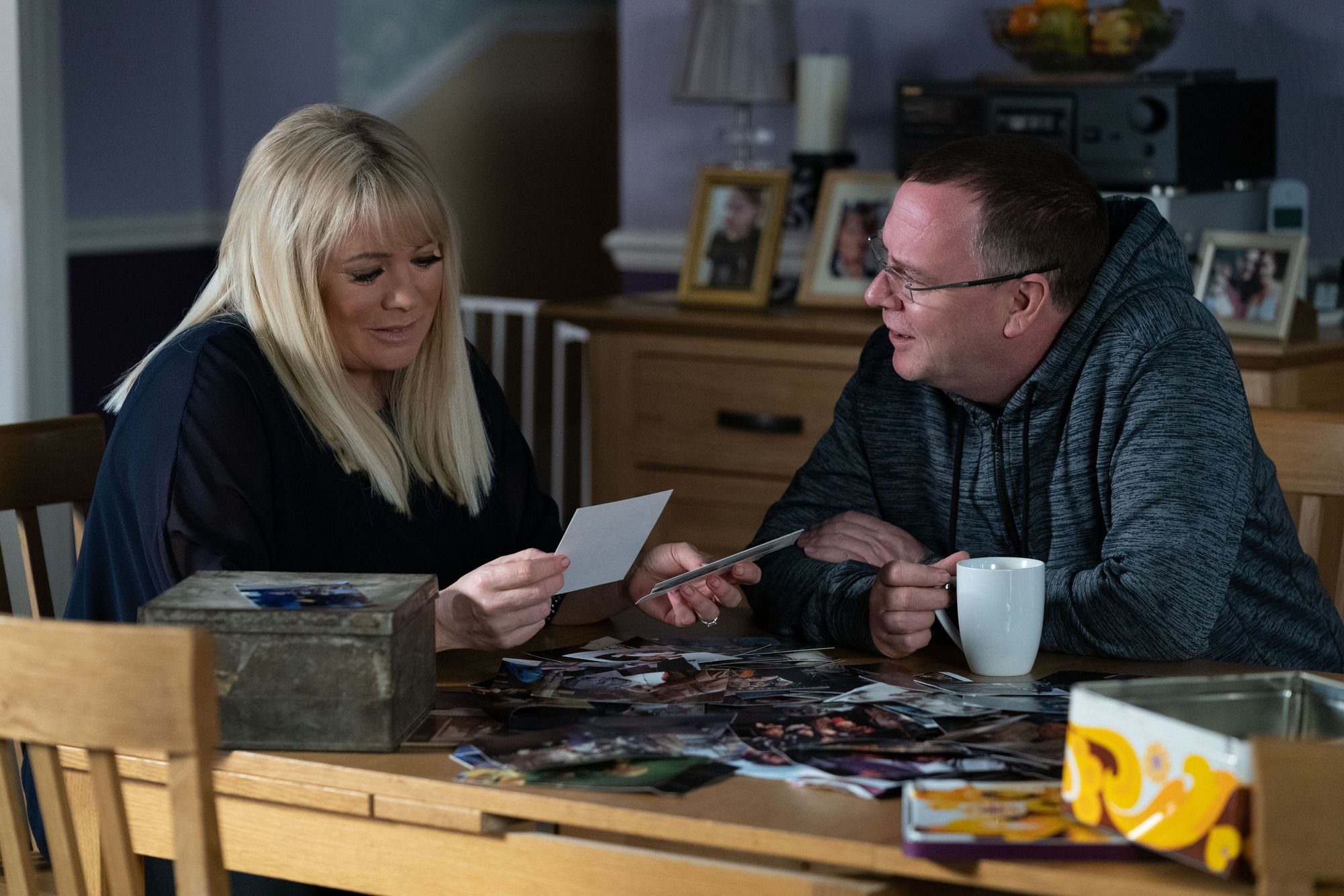 EastEnders' Ian Beale left devastated after Sharon Mitchell setback