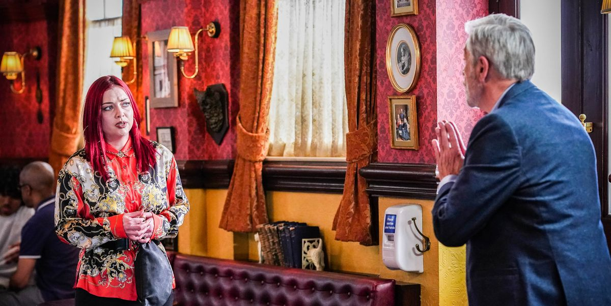 EastEnders hints at Whitney Dean's new direction
