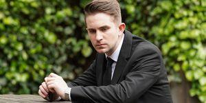 Callum Highway is distracted by Ben Mitchell in EastEnders