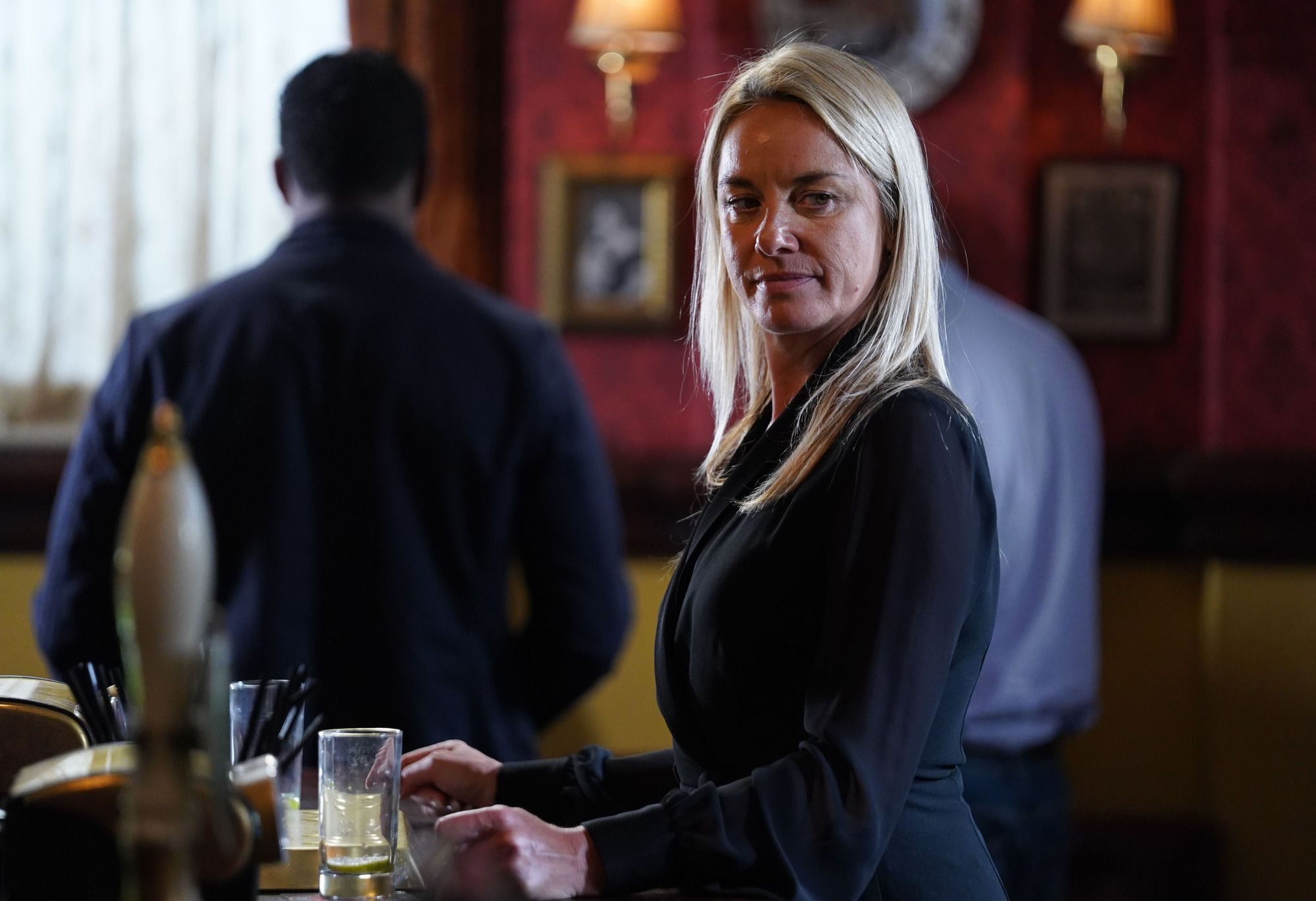 EastEnders: Hunter Owen's funeral sparks tensions in 32 new spoiler pictures