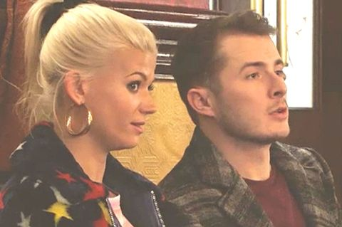 EastEnderd 4/2/19: Ben Mitchell and Lola Pearce