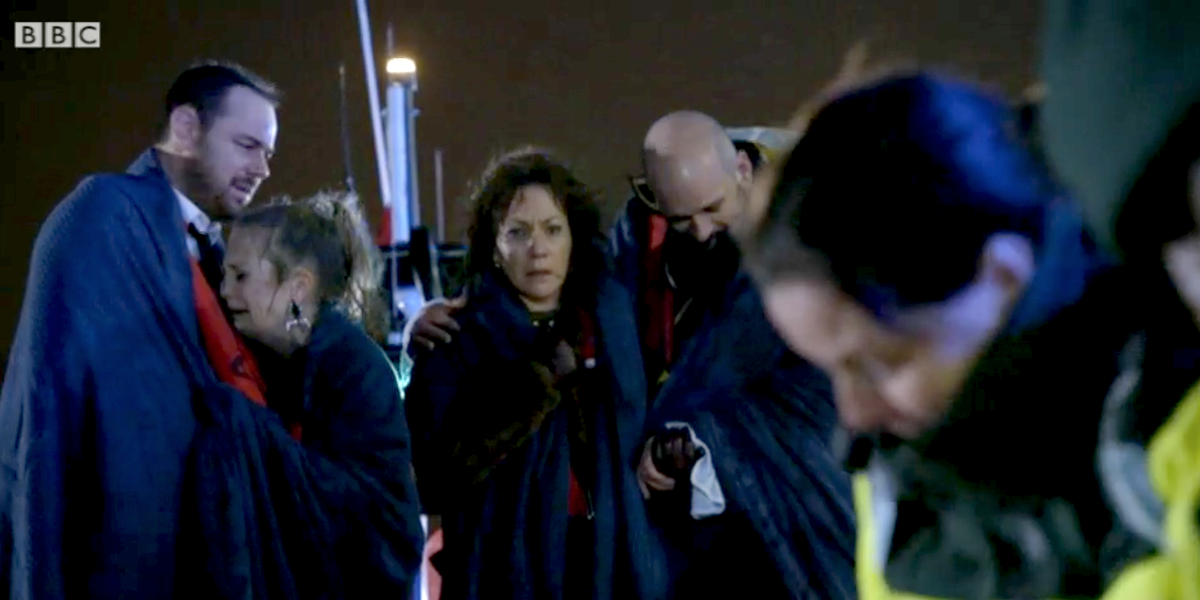 EastEnders' boat crash death and arrest leaves fans guessing over Callum fate
