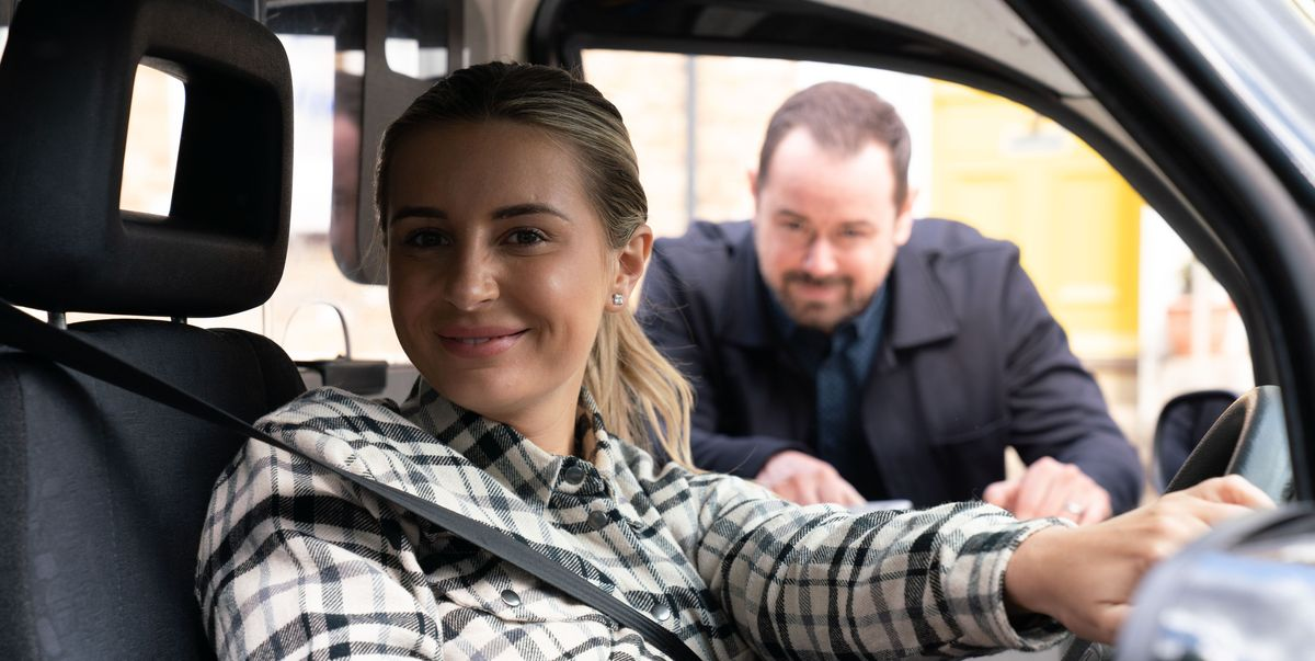 Love Island's Dani Dyer to join dad Danny Dyer in EastEnders