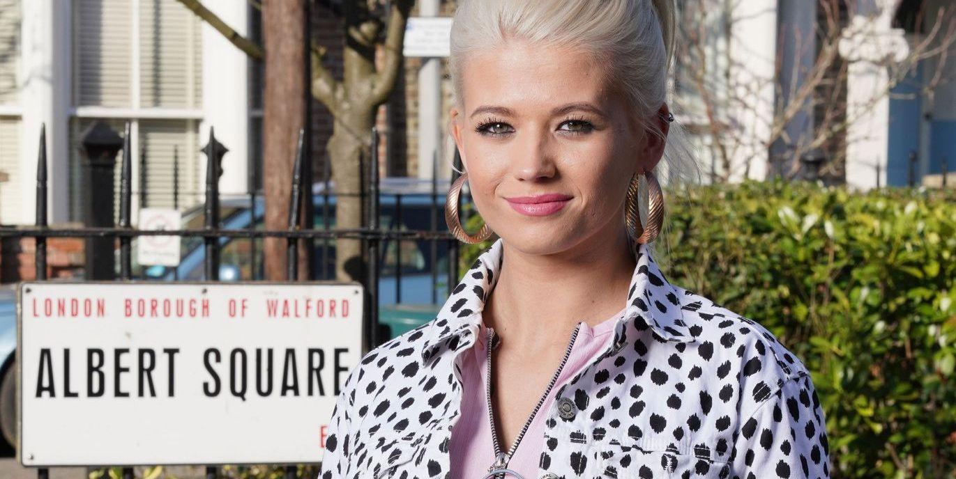Danielle Harold as Lola Pearce in EastEnders