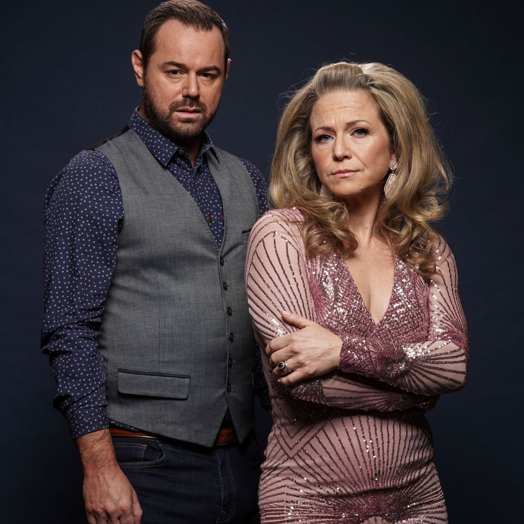 EastEnders' Mick Carter has Christmas Day panic attack as Linda goes AWOL