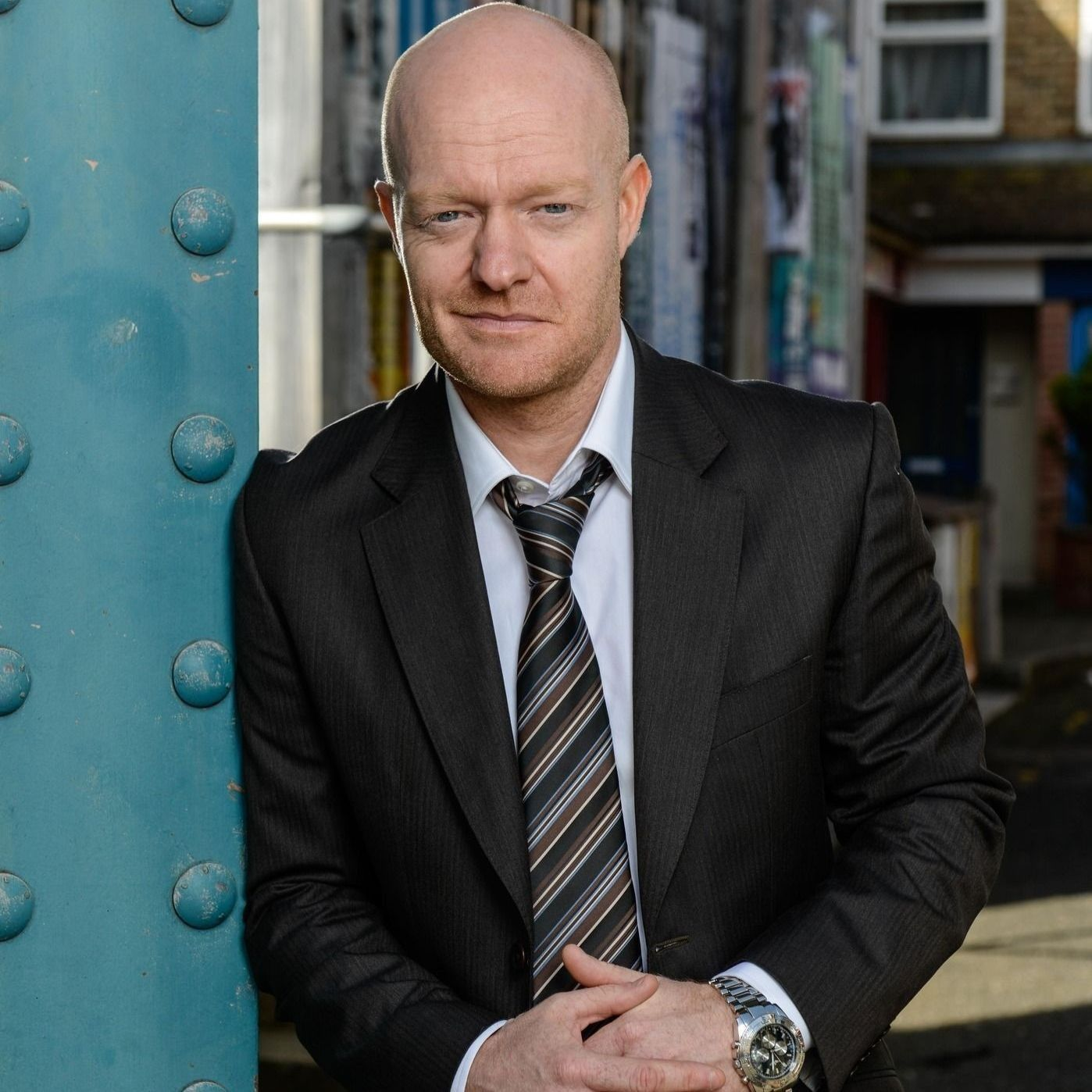 EastEnders' Max Branning lies to Ruby Allen in New Year's Eve story
