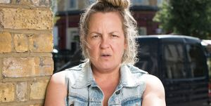 Lorraine Stanley as Karen Taylor in EastEnders