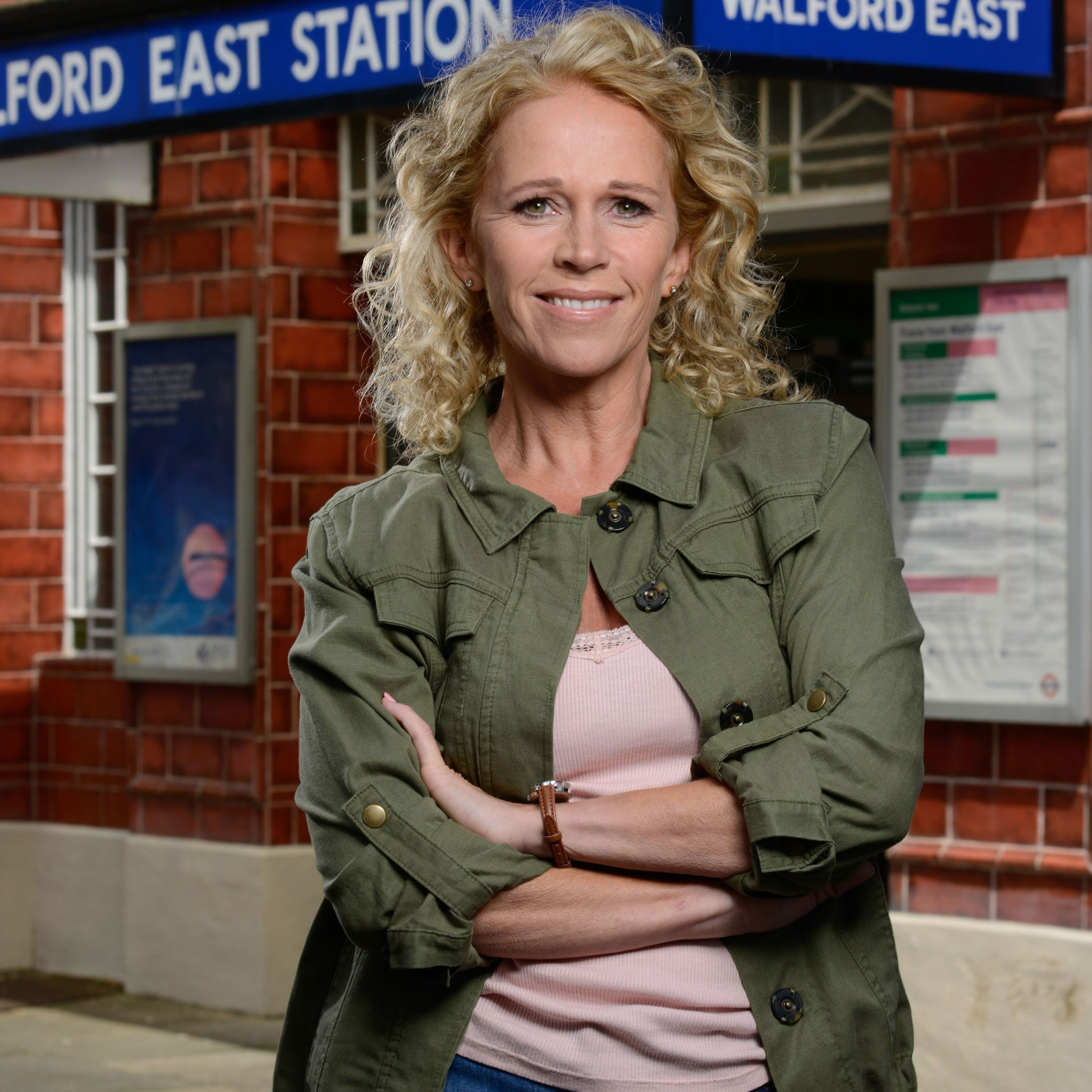 EastEnders star Lucy Benjamin reveals all on Lisa's return and tensions with Phil