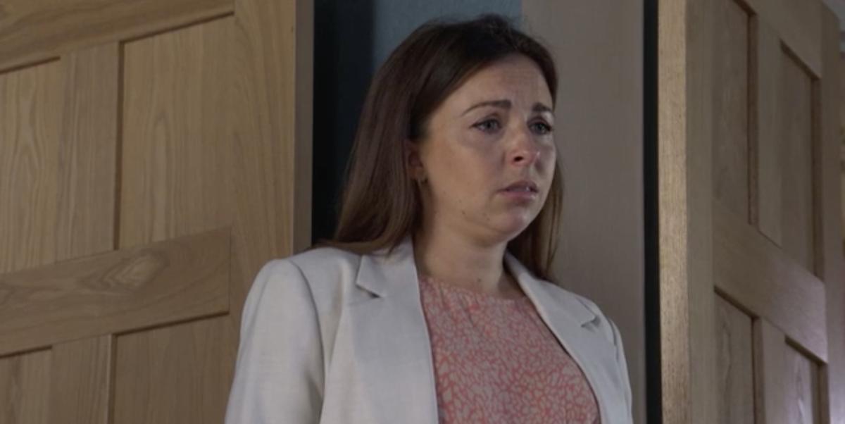 EastEnders airs Ruby Allen exit scenes