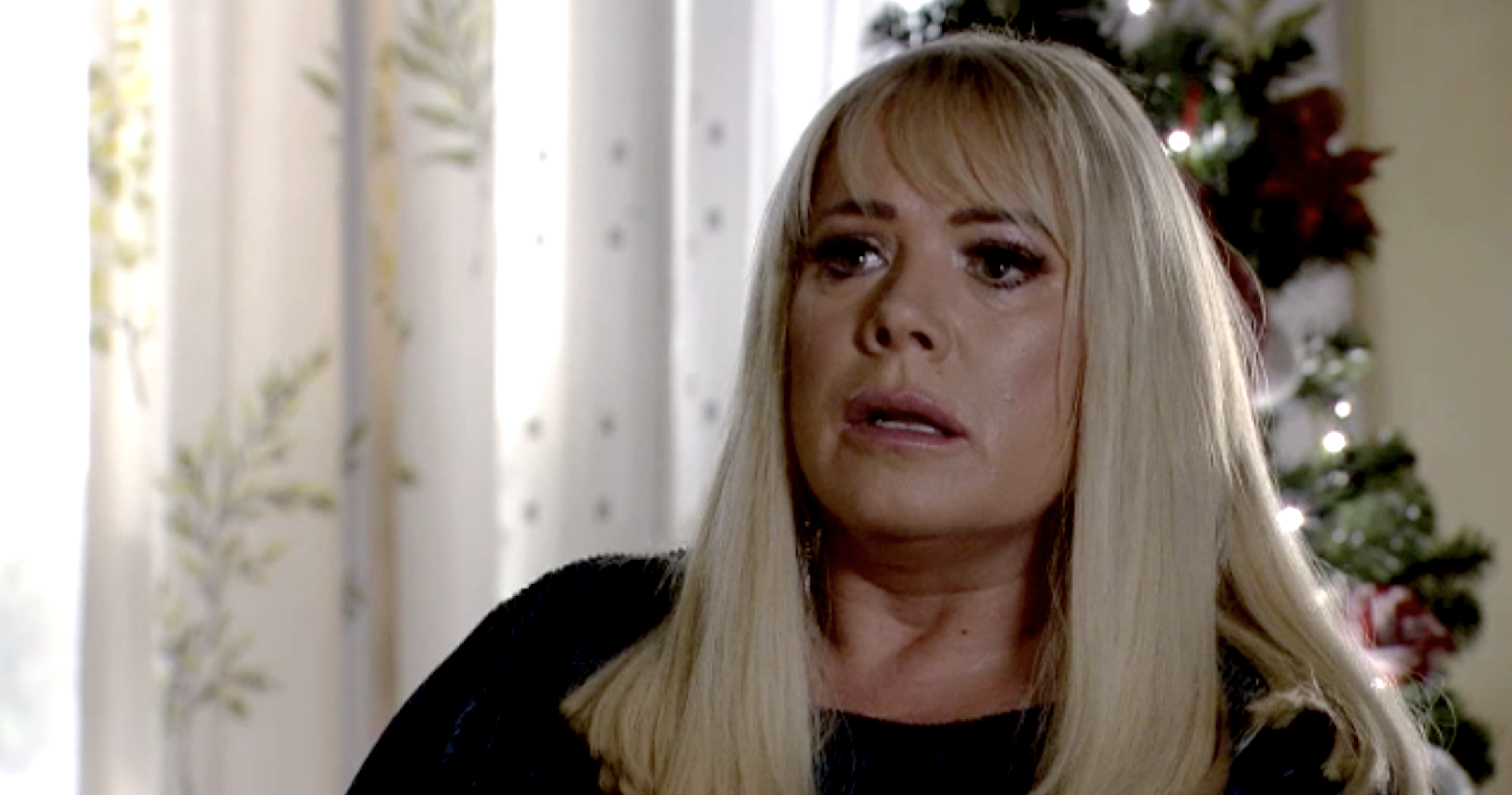 EastEnders' Kathy Beale catches out Sharon as the big Mitchell feud continues