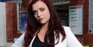 Shona McGarty as Whitney Dean in EastEnders