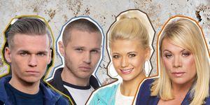 Eastenders Spoilers 2019, Sharon Mitchell, Keanu Taylor, Lola Pearce, Hunter Owen
