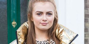 Maisie Smith as Tiffany Butcher in EastEnders
